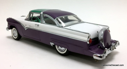 Franklin Mint 1:24 1955 Ford Fairlane Crown Victoria
