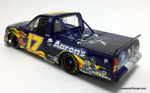 Action Racing 1:24 2003 Chevrolet Race Truck #17 Aarons 3 Stooges: Darrell Waltrip