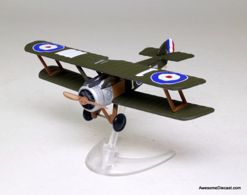Corgi 1:120 Sopwith Camel Fighter Plane: Captain W.G. Barker