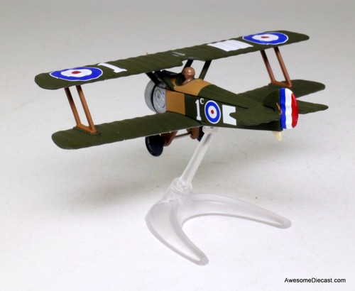 Corgi 1:120 Sopwith Camel Fighter Plane: Captain W.G. Barker