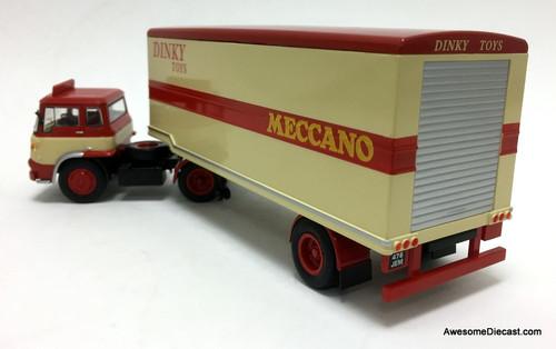 IXO 1:43 1960 Bedford TK Tractor/Trailer: Dinky / Mecanno Toys
