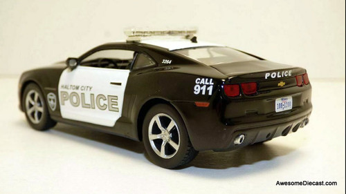 IXO 1:43 2010 Chevrolet Camaro SS: Haltom City, Texas Police Car