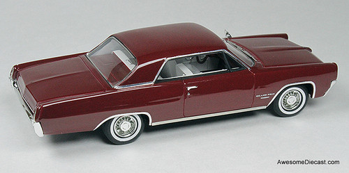 Goldvarg Collectibles 1:43 1964 Pontiac Grand Prix, Marimba Red