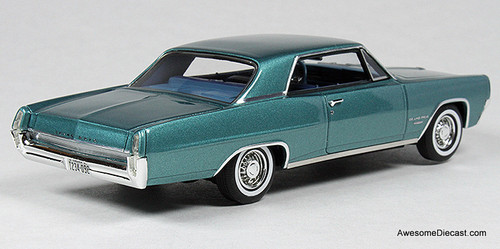 Goldvarg Collection 1:43 1964 Pontiac Grand Prix, Aquamarine
