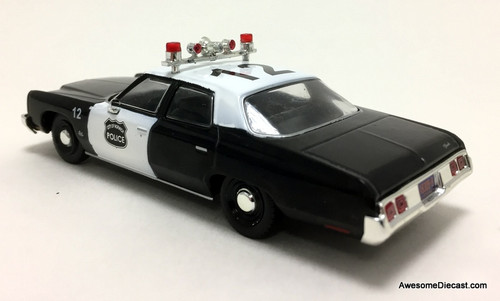 Atlas 1:43 1973 Chevrolet Bel Air: City of Norwich P.D.