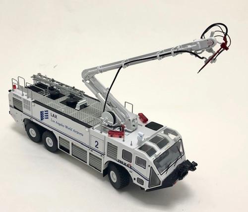 TWH 1:50 Oshkosh Striker 3000 ARFF Fire Truck: LAX / Los Angeles