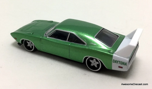 Oxford 1:87 1968 Dodge Charger, Metallic Green