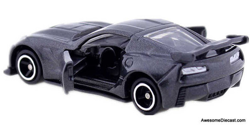 Tomica 1:64 Chevrolet Corvette ZR1, Metallic Gray