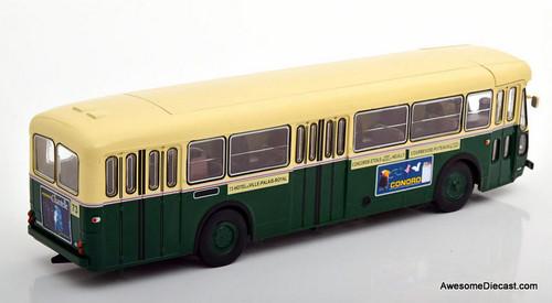 IXO 1:43 1960 Berliet PCS10, Destination Puteaux, Paris