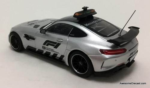 CMR Replicas 1:43 Mercedes AMG GT-R V8 Biturbo: Safety Car F.I.A. Formula 1