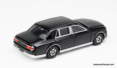 Tomica 1:70 Toyota Century, Black