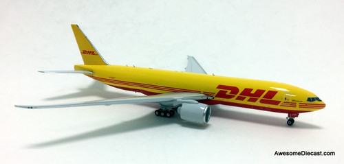 Phoenix 1:400 Boeing 777-FZB: DHL Courier Service