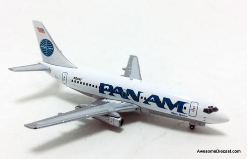 Gemini Jets 1:400 Boeing 737-200: Pan Am Airlines