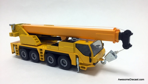 SIKU 1:55 Mobile 4x8 Heavy-Lift Crane