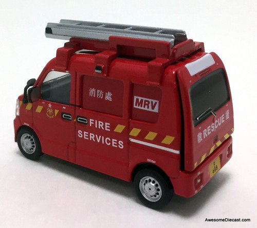 Era Car 1:64 Suzuki Every: Hong Kong Mini Fire Van (MRV)