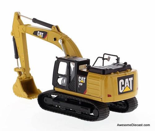 Diecast Masters 1:64 CAT 320F L Hydraulic Excavator