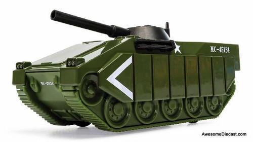 Corgi Chunkies: Military Armoured Tank, Green