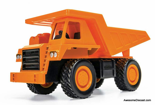 Corgi Chunkies: Construction Dump Truck, Orange