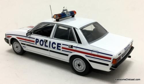 Atlas 1:43 1983 Peugeot 505 GTi Danielson: Paris Police Car