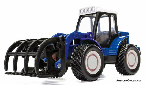 Corgi Chunkies: Farm Loader Tractor, Blue