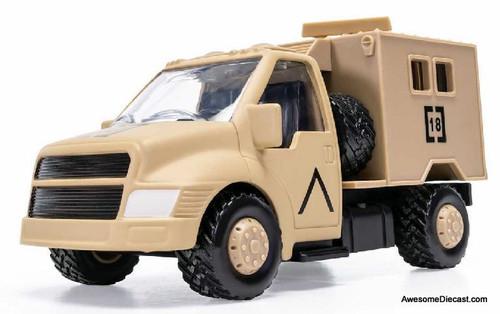 Corgi Chunkies: Military Radar Truck