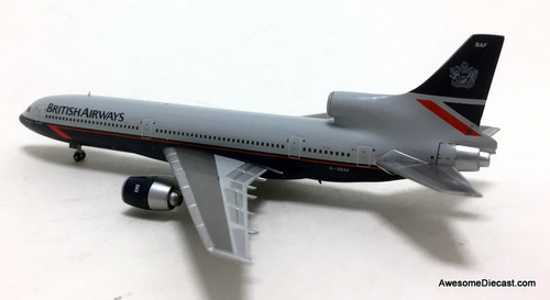 Gemini Jets 1:400 Lockheed L1011-1 Tristar: British Airways
