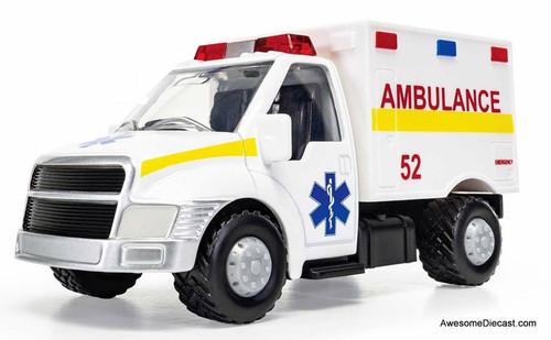 Corgi Chunkies: Emergency Rescue Ambulance Truck