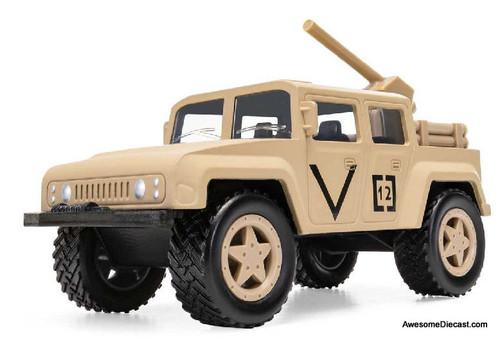 Corgi Chunkies: Off Road Military Rocket Truck