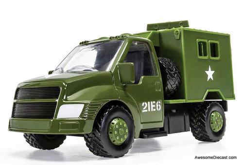 Corgi Chunkies: Military Radar Truck, Green