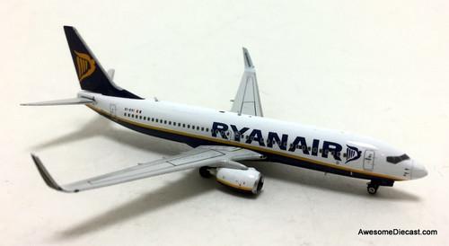 Phoenix models 1:400 Boeing 737-800: Ryanair, Irish Air Line