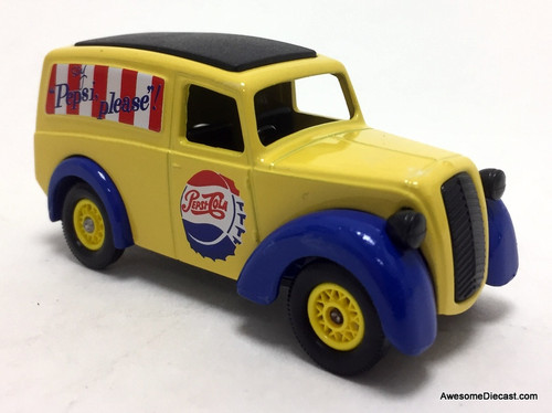 Lledo 1950 Morris Z Van: Pepsi Cola