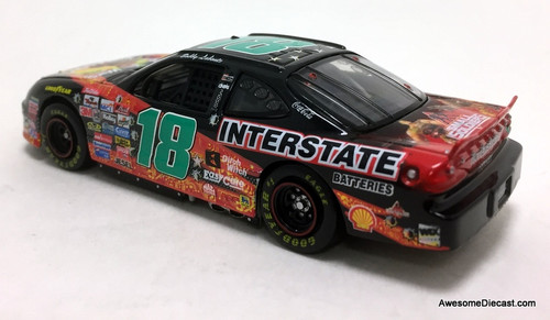 Revell 1:43 NASCAR Pontiac Grand Prix #18 Small Soldiers: Interstate Batteries, Bobby Labonte