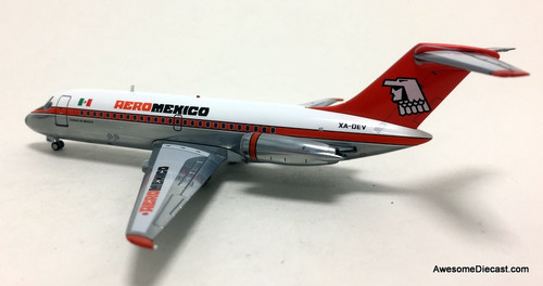 Gemini Jets 1:200 McDonnell Douglas DC-9-15: Aeromexico