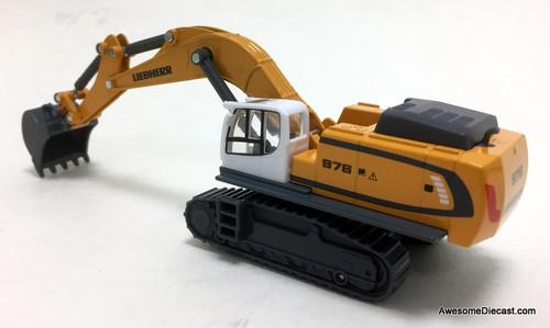 SIKU 1:87 Liebherr Hydraulic Excavator