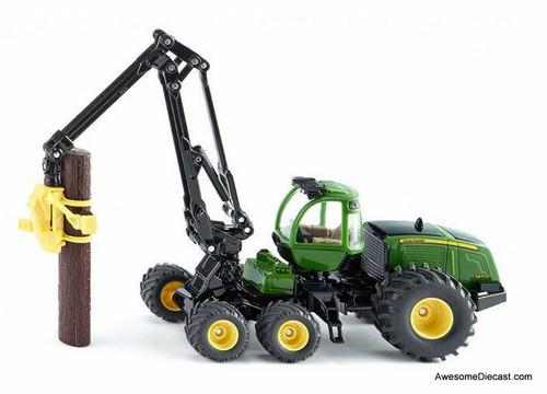 SIKU 1:50 John Deere Tree Harvester