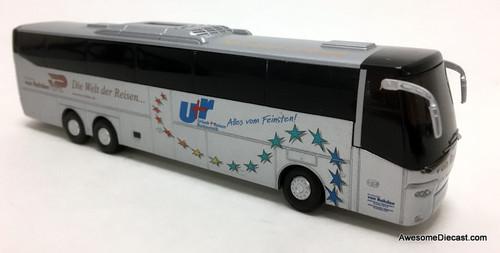 Holland OTO 1:87 VDL Bova, The World Of Travel:  Von  Rahden Coach Lines, Germany