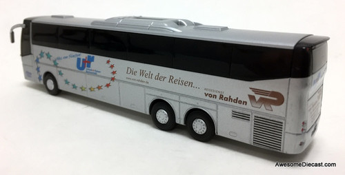 Holland OTO 1:87 VDL Bova, The World Of Travel:  Von  Rahden Coach Lines, Germany