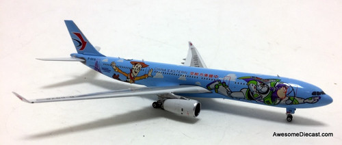 Phoenix Models 1:400 Airbus A330-300: China Eastern Airlines, Toy Story Livery