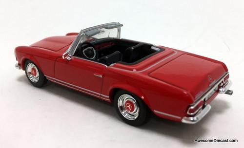 Last One!! DeAgostini 1:43 1963 Mercedes Benz 230 SL Convertible