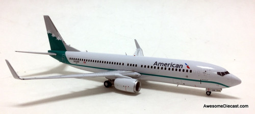 Gemini 200 1:200 Boeing 737-800: American Airlines, Reno Air Retro Livery