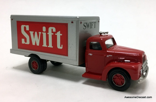 Only One!! DeHanes Models 1:55 Mack B Series Box Truck: Swift