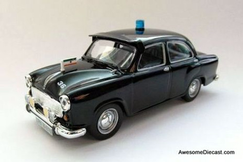 DeAgostini 1:43 Hindustan Ambassador: Uttar Pradesh, Indian Police Department