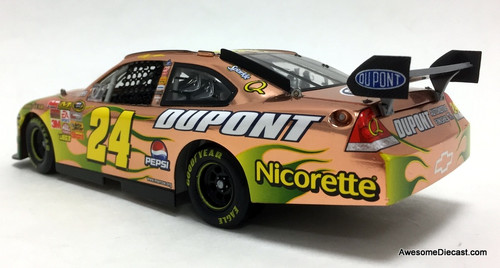 Race Fans Collectibles 1:24 2008 Chevrolet Impala SS #24  Dupont: Jeff Gordon, Nicorette