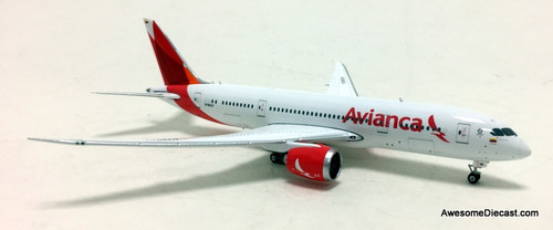 Phoenix Models 1:400 Boeing 787-8: Avianca Airlines