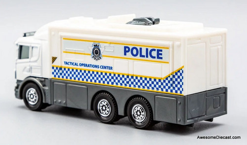 Matchbox Scania Police Tactical Command Centre
