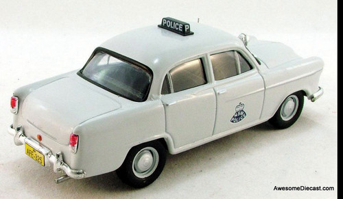 DeAgostini 1:43 1956 Holden FE: New South Wales, Australia Police Department