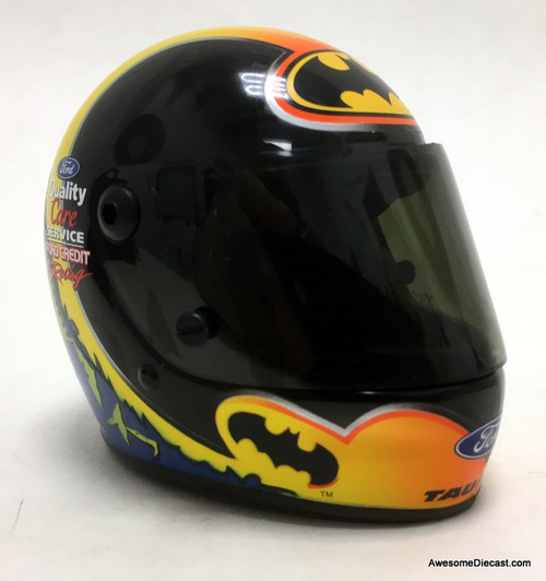 Action Racing Collectables 1998 1:4  Batman Racing Helmet: Dale Jarrett