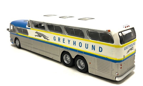 AmeriBus 1:72 GM PD4501 SceniCruiser: Greyhound Bus Lines