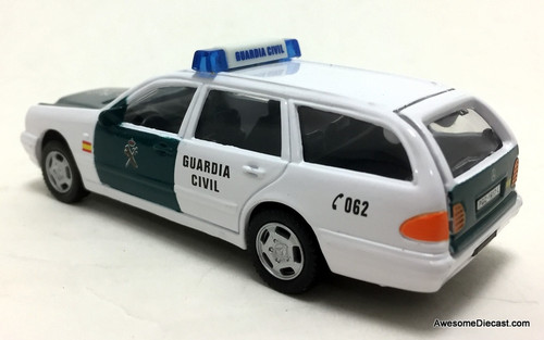 Cararama 1:43 Mercedes E320 Wagon: Madrid, Spanish Police