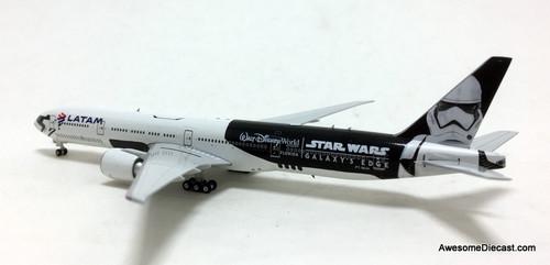 Phoenix 1:400 Boeing 777-300 ER: LATAM Brazil Airlines - Star Wars Livery